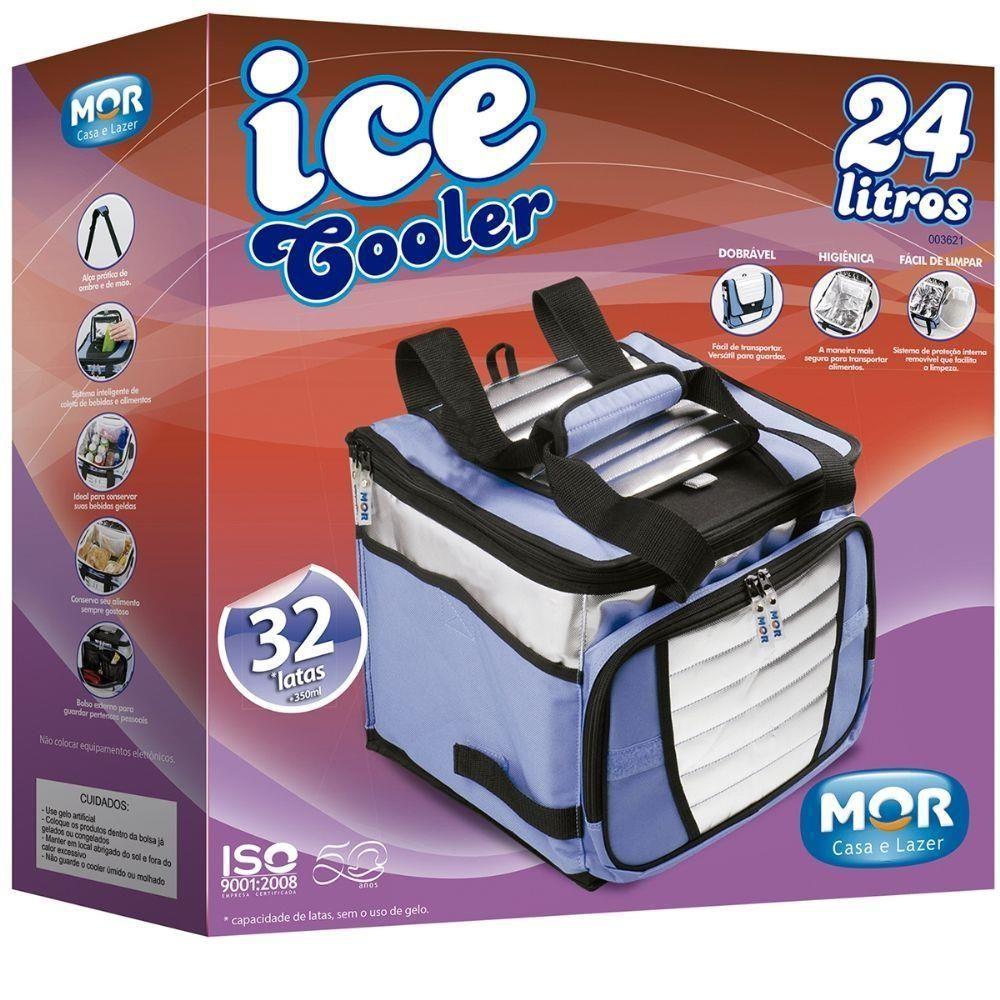 Bolsa Térmica Ice 24 Litros Mor 003621