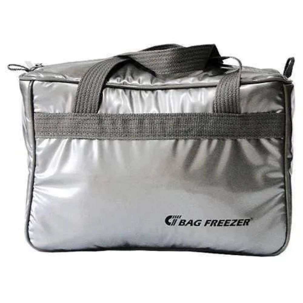 Bolsa Térmica Cinza Bag Freezer 18 Litros 30103Pr 103