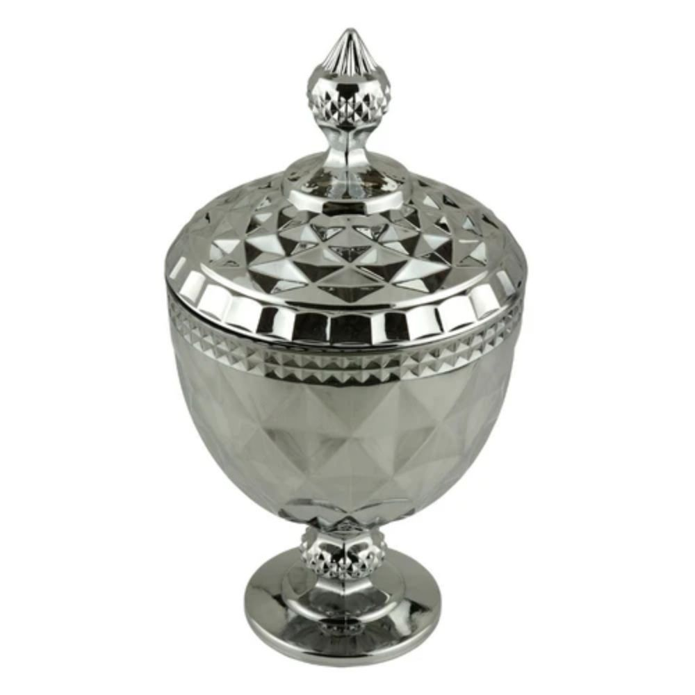 Bomboniere Cristal 28Cm Diamond Lyor 7769