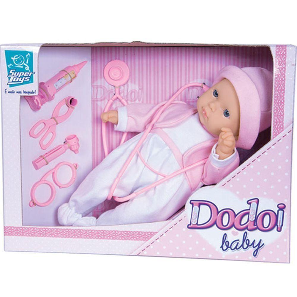 Boneca Dodói Baby Super Toysrf177