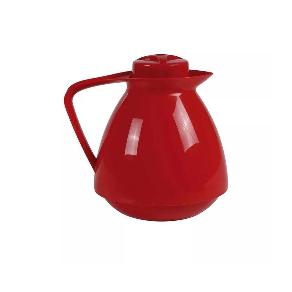 Bule Térmico Mor Amare 650Ml Vermelho 25100901