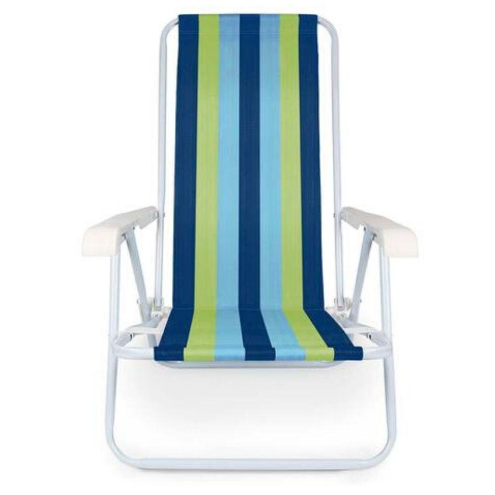 Cadeira Reclinável 4 Posições 100 Kg Mor 2004