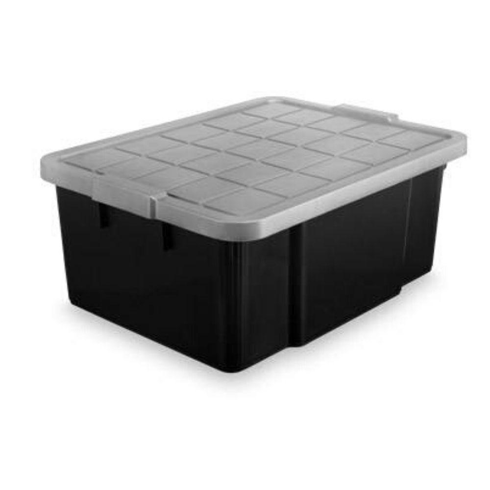 Caixa Prática Plástico 15 Litros Arqplast 25431