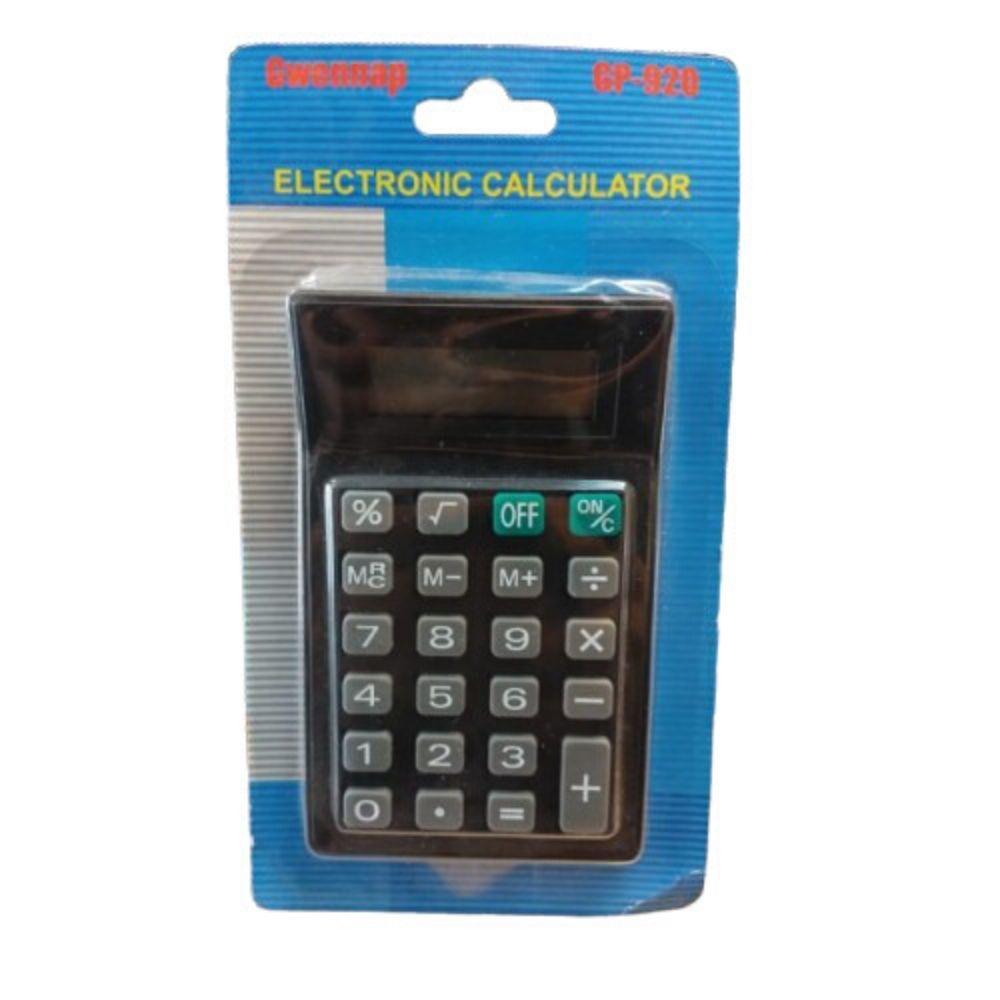 Calculadora Importada Gp-920 A 439