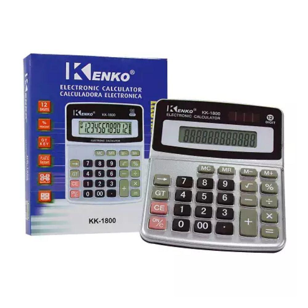 Calculadora Importada Kenko 1800 A 445