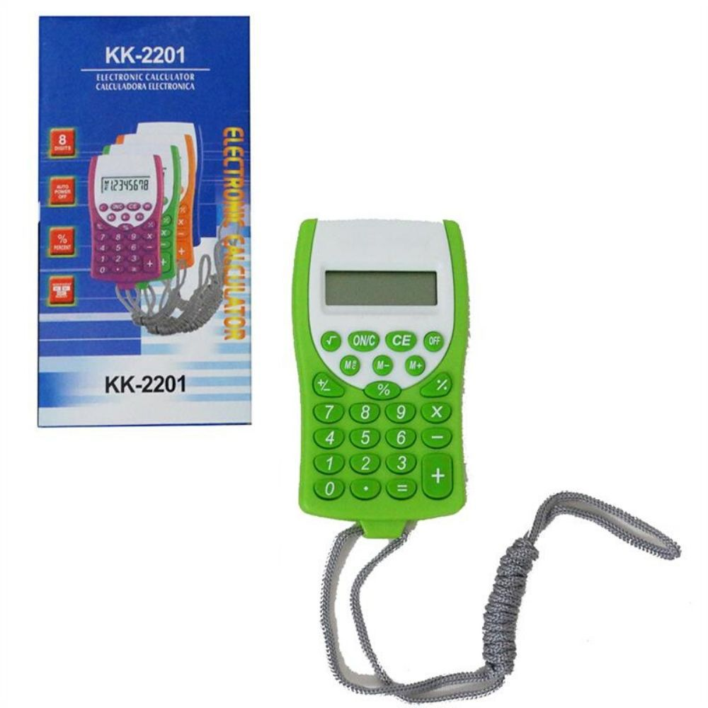 Calculadora Import Kk-2201 A442