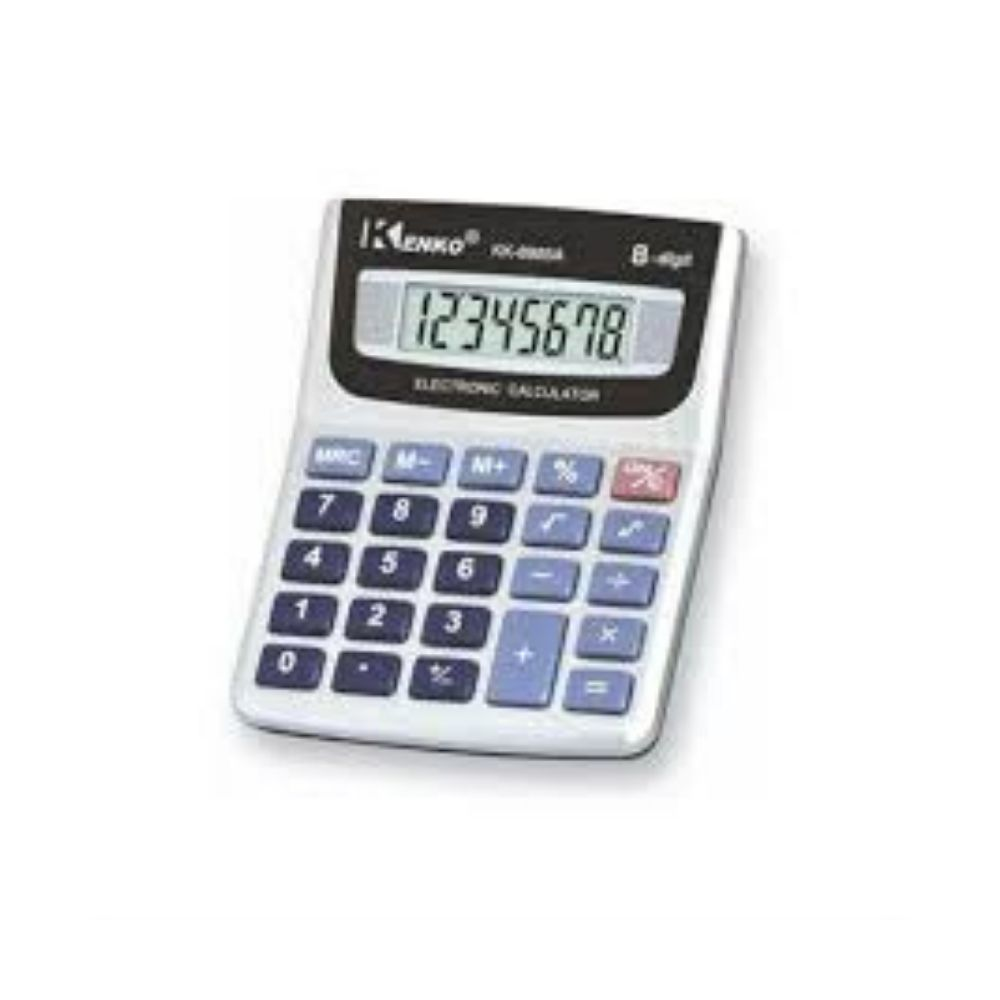 Calculadora Importada Kk-8985A A444