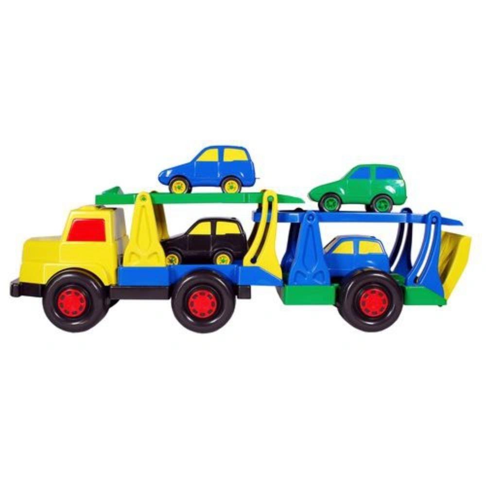 Caminhão Cegonha Super Tremendao Maptoy 363