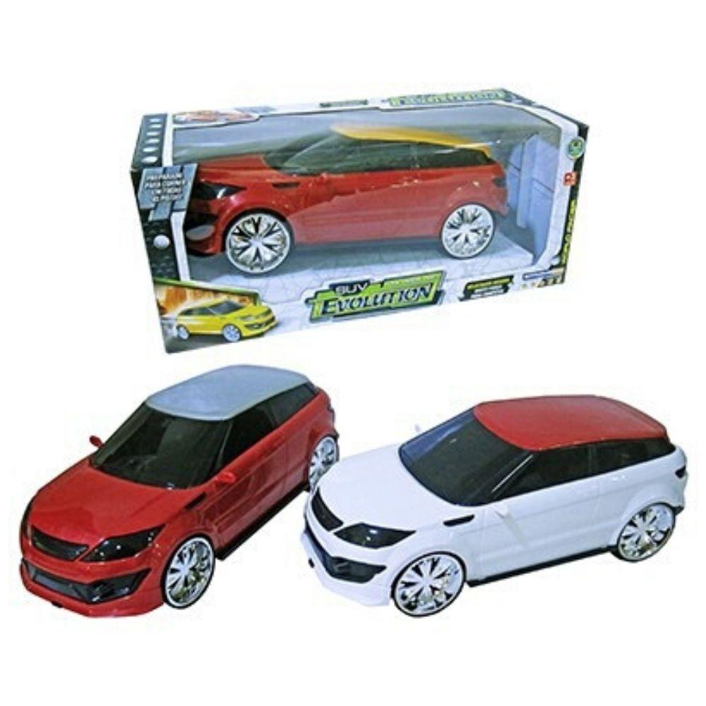 Carro Suv Evolution Concept Brinquemix Car Suv075