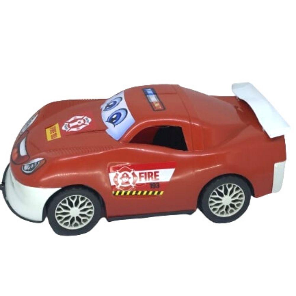 Carro Zuca Toys Top Racer Bombeiro Solapa 12505802