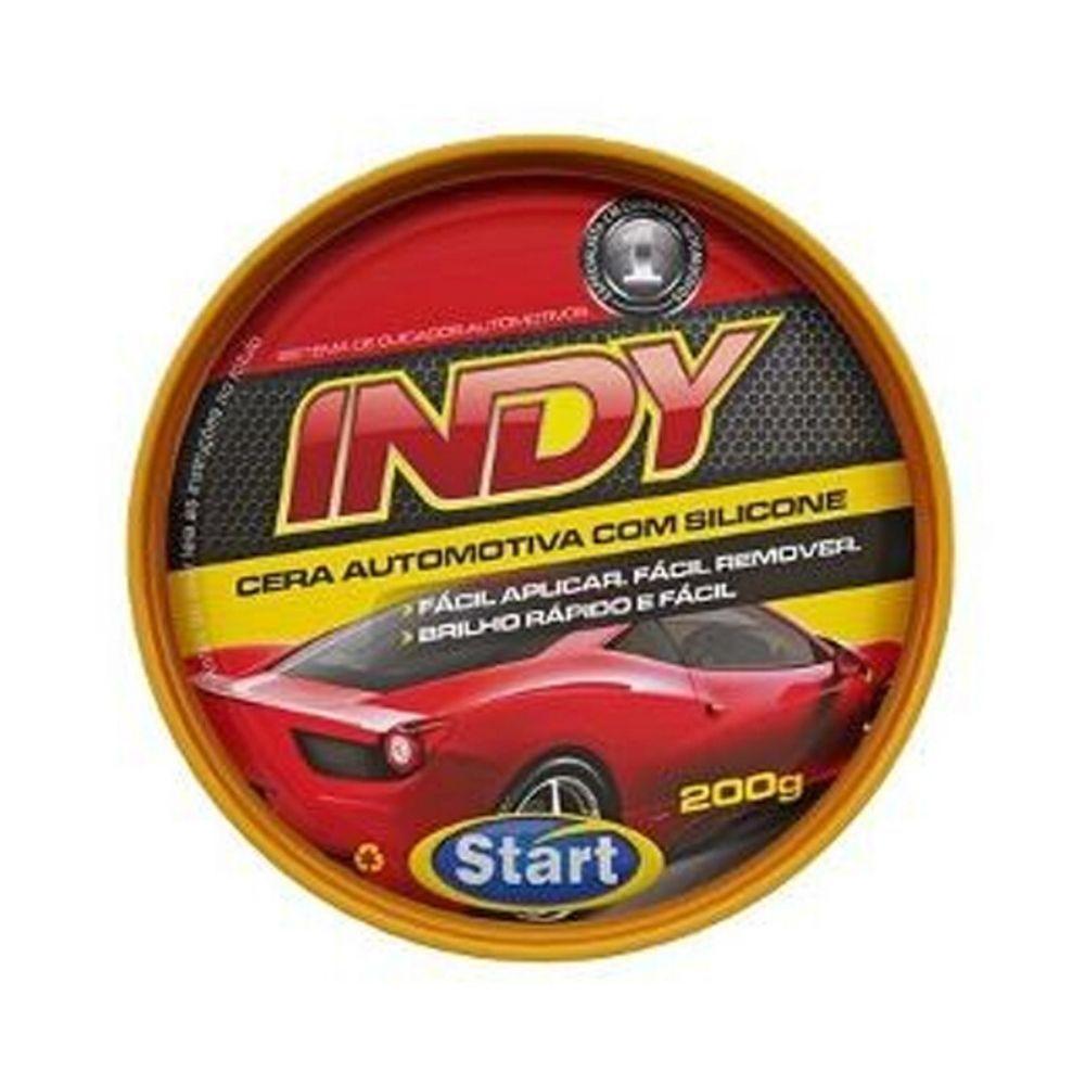 Cera Indy Automotiva Silicone Start 200G 2118
