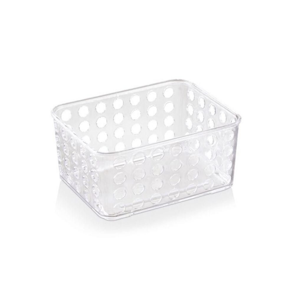 Cesto Organizador Cristal Arthi 5008