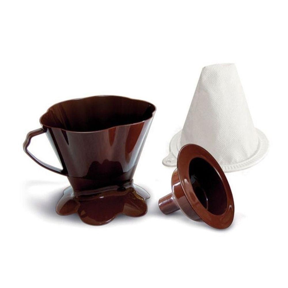 Conjunto Coador Café Injetemp Juliana 208600