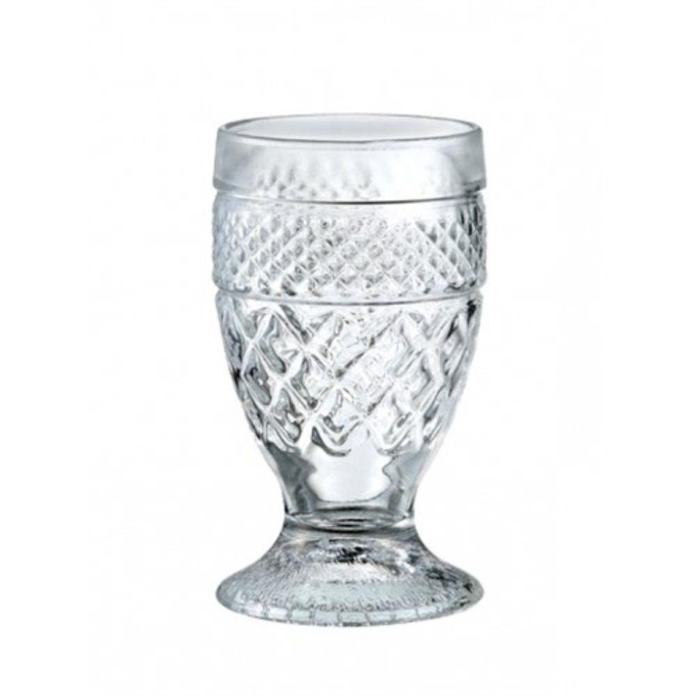 Conjunto Taça Vinho Barroco 3 Peças Wheaton 2760