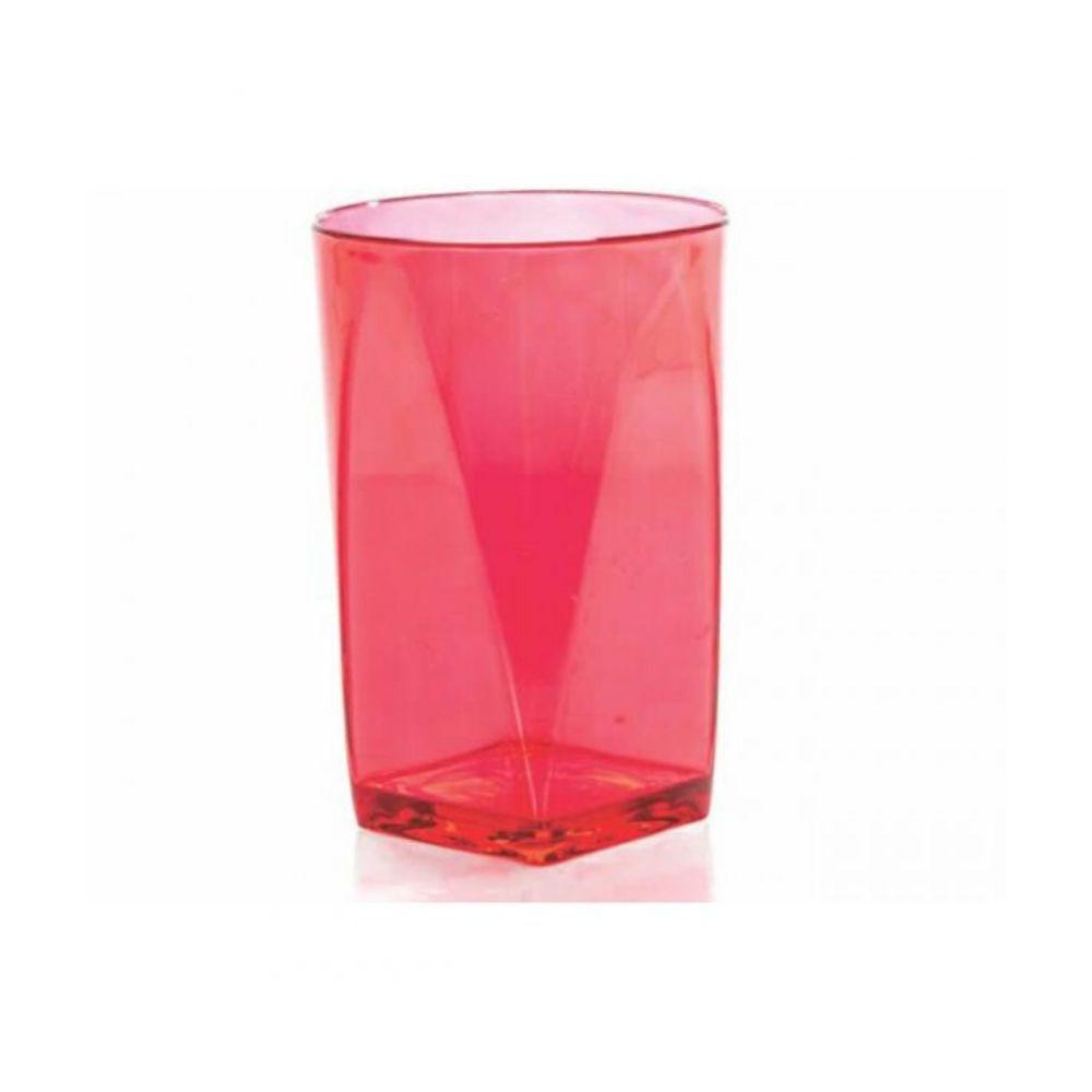 Copo Cristal Color 450 Ml Ercaplast 259