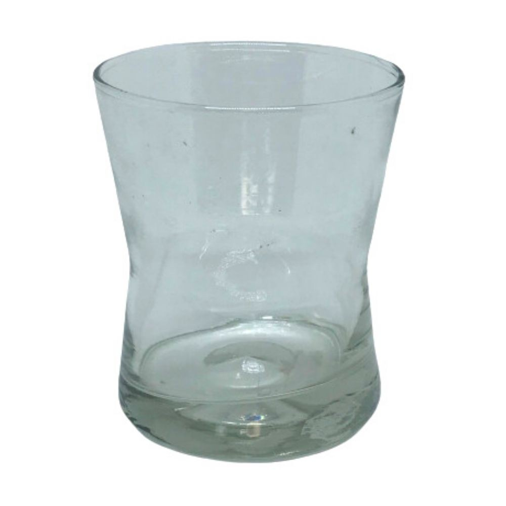 Copo Vidro Whisky Cintura Indonésia B10-14Bf
