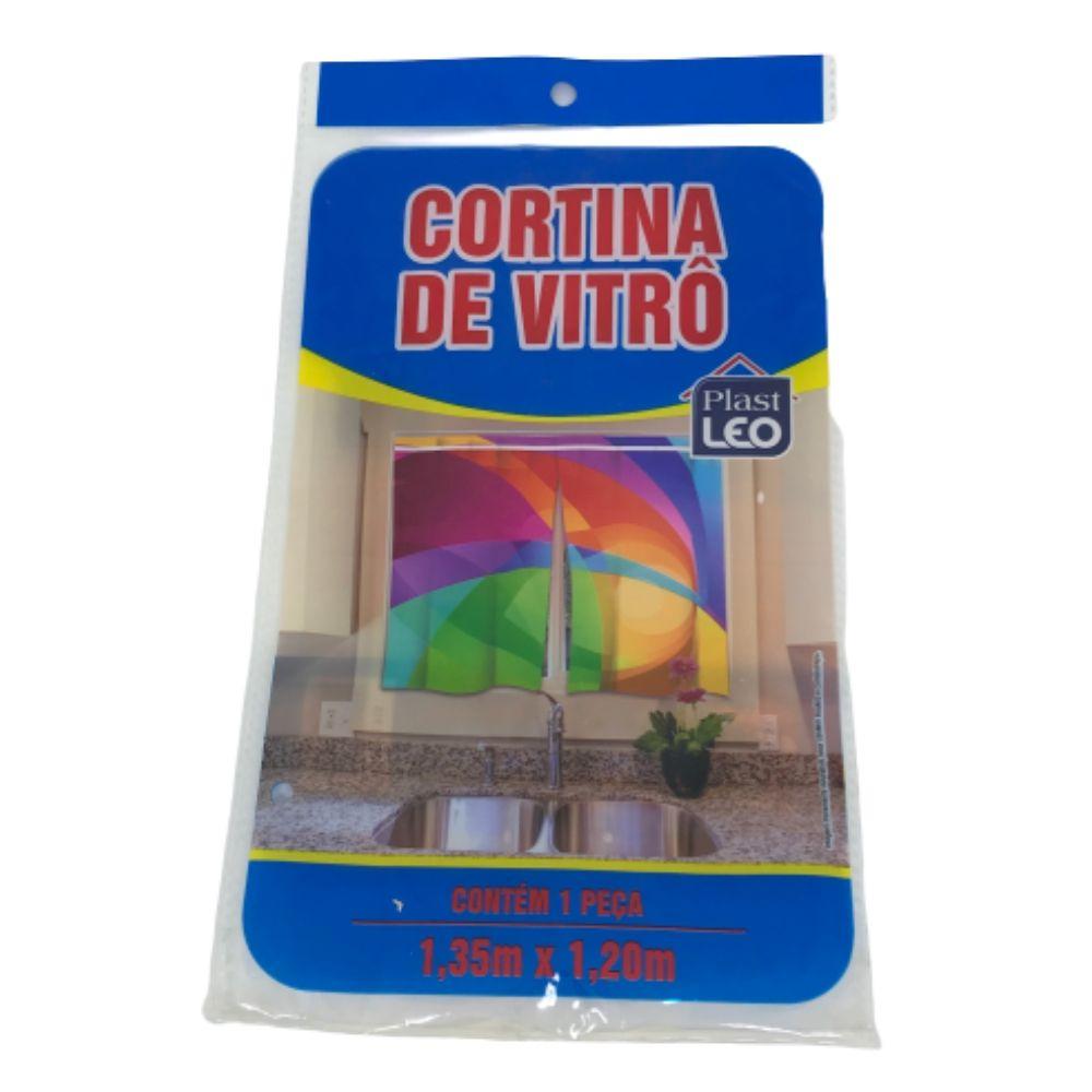 Cortina Vitro Plastleo 1.35X1.20M Rf915