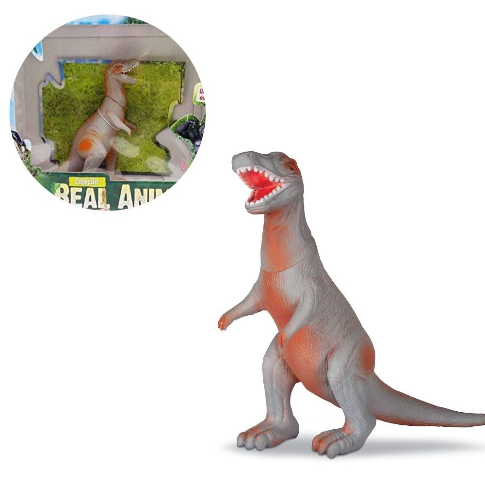 Dinossauro Bee Toys Tiranossauro Rex 610