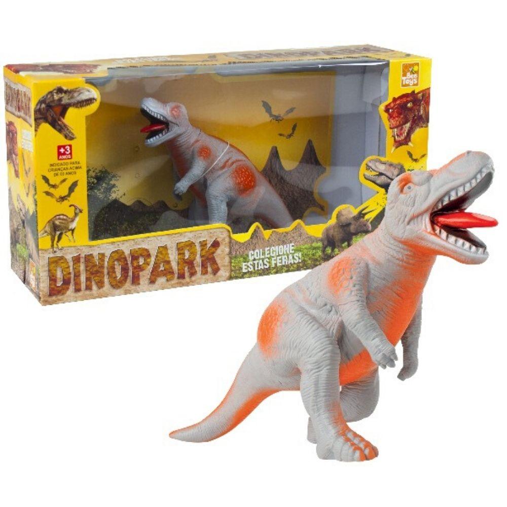 Dinossauro Bee Toys Tiranoussauro Rex 617