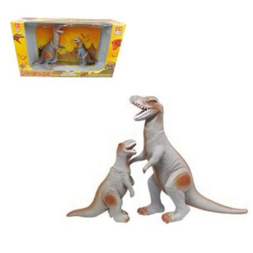 Dinossauro Bee Toys Tiranoussauro Rex Filhote 615