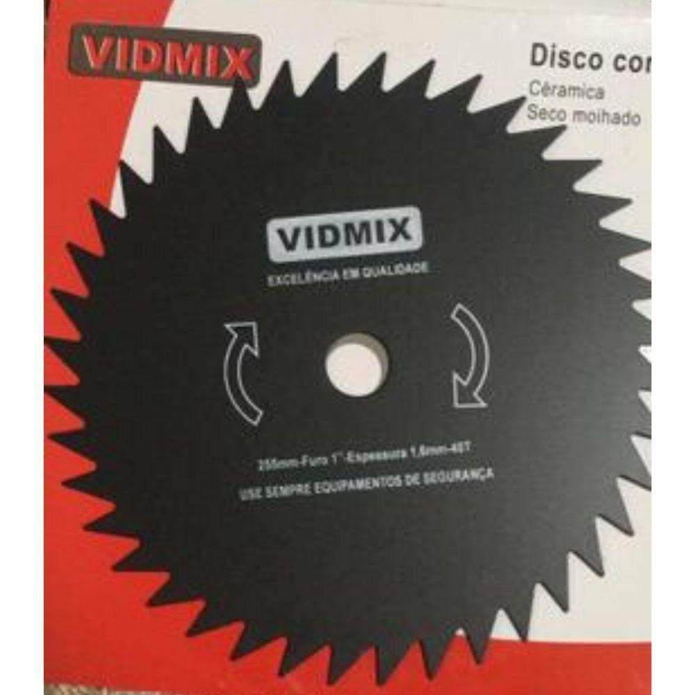 Disco Vidmix Cerâmica Turbo 20Mm D1-2/ D1-3