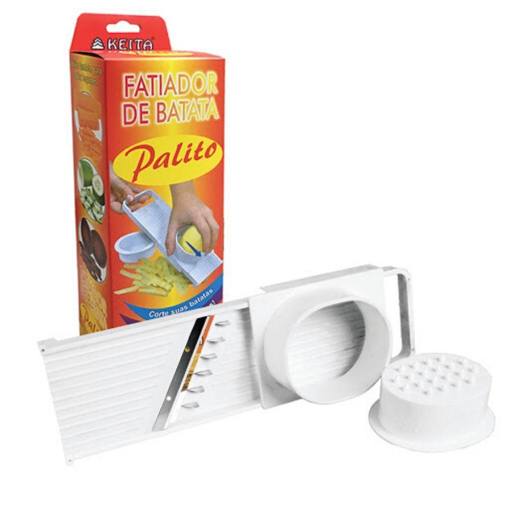 Fatiador Batata Palito Plástico Fb01 Keita
