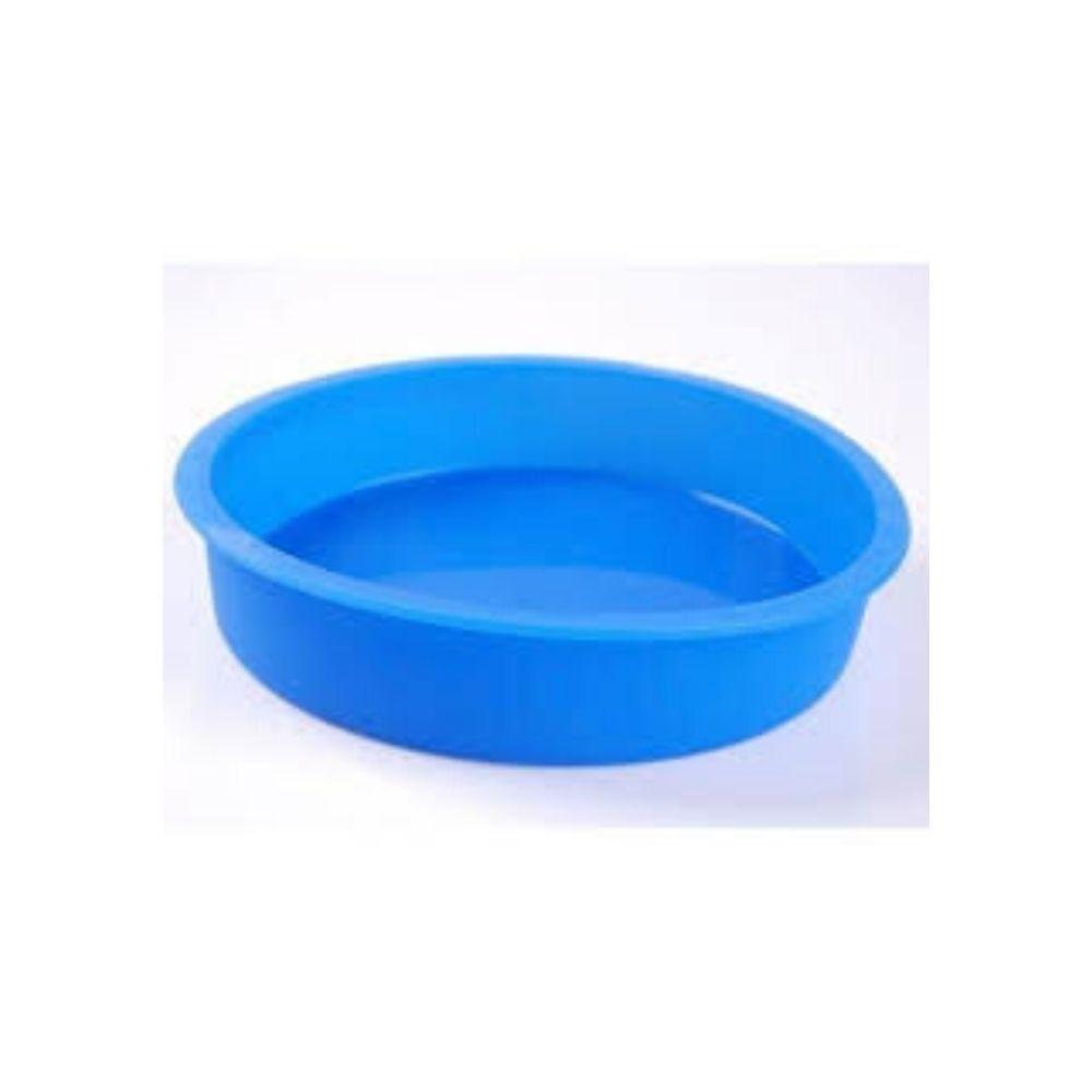 Forma Silicone Redonda Soft 22 Cm 653595 Unicasa