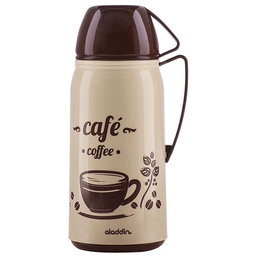 Garrafa Térmica Coffee Line 1 Litro Aladdin 3327