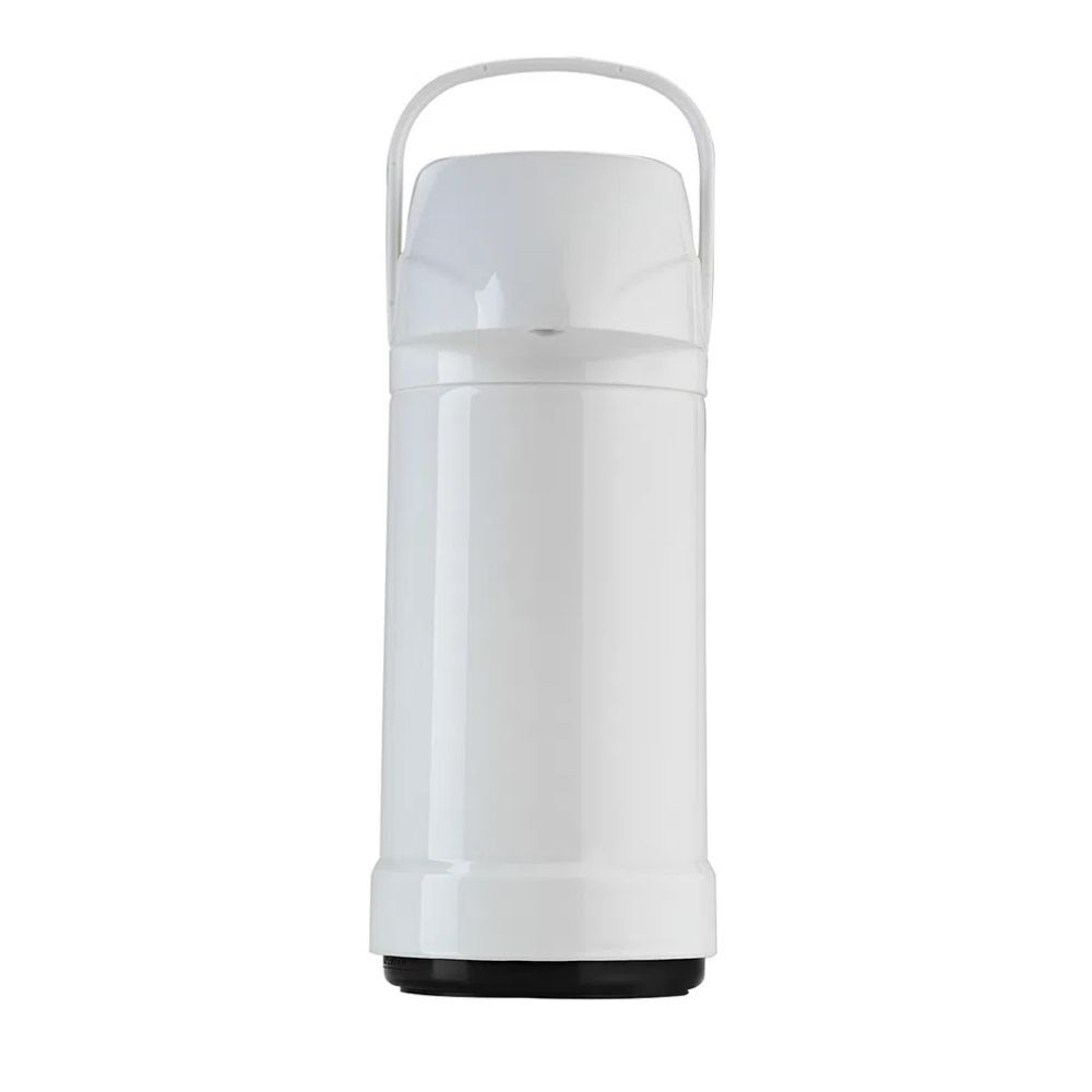 Garrafa Térmica Jet Pressão Branca 500 Ml Invicta 100773120107