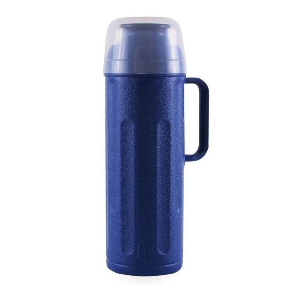 Garrafa Térmica Personal Azul 1 Litro Termolar