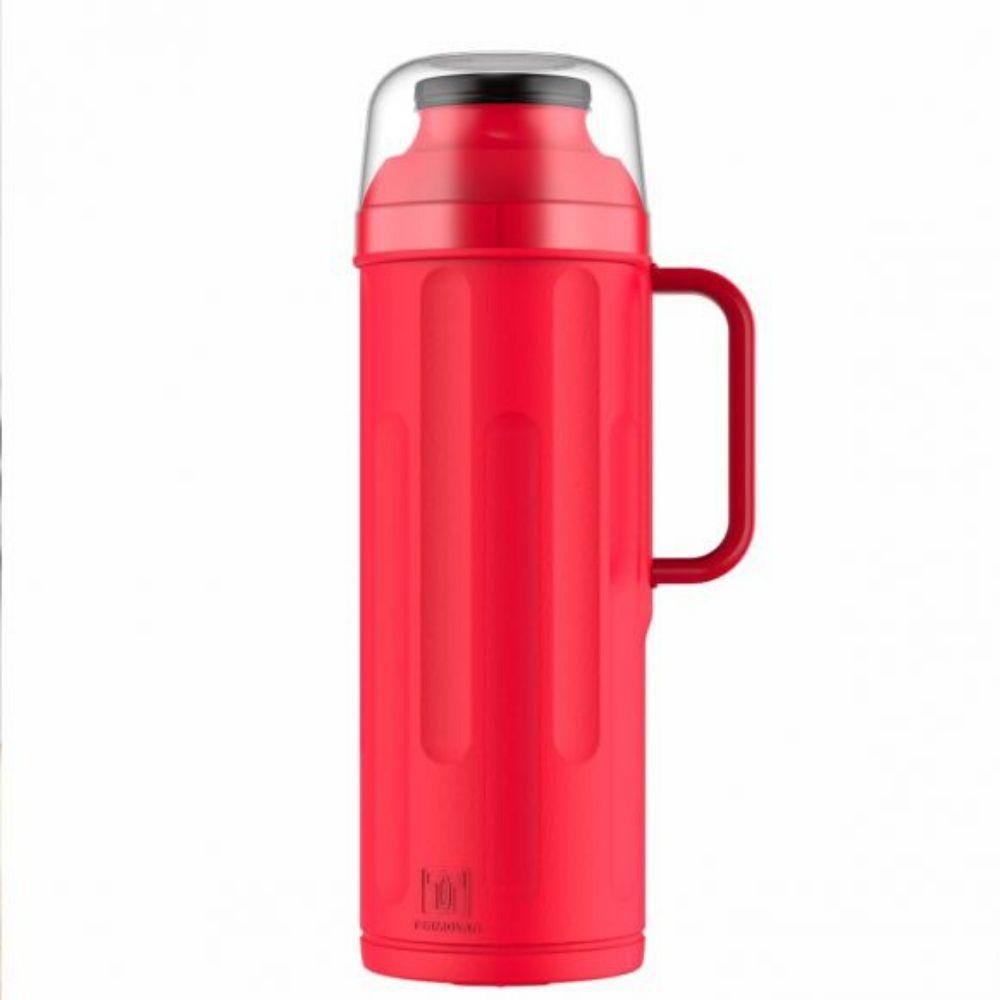 Garrafa Térmica Personal Vermelho 1 Litro Termolar