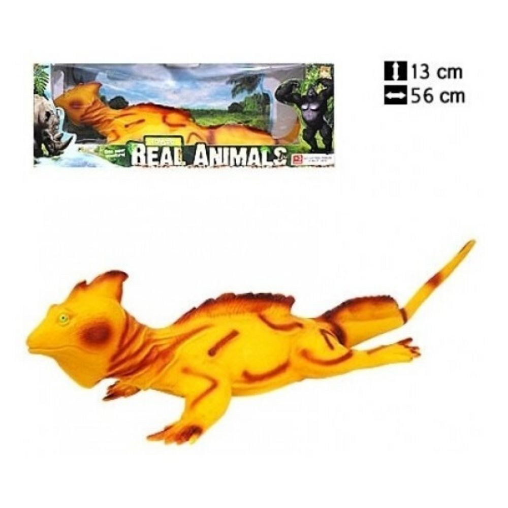 Iguana Bee Toys Real Animals 501
