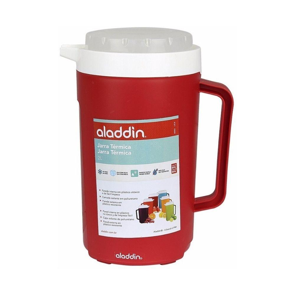 Jarra Térmica Sortidas Color Aladdin 2L 5001