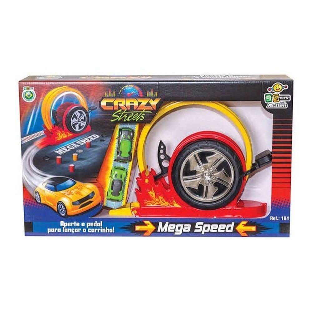 Lançador Bstoys Mega Speed 184