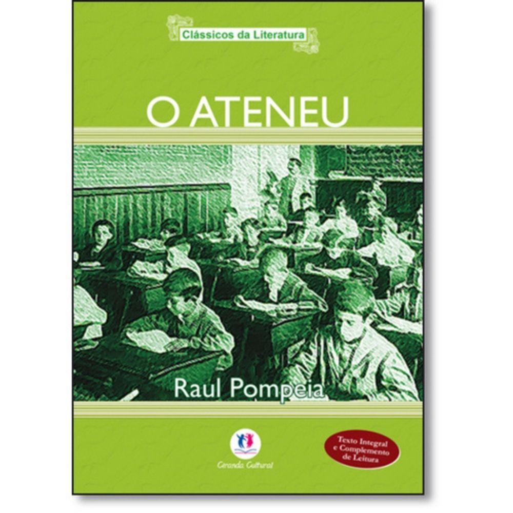 Livro Ciranda Ateneu