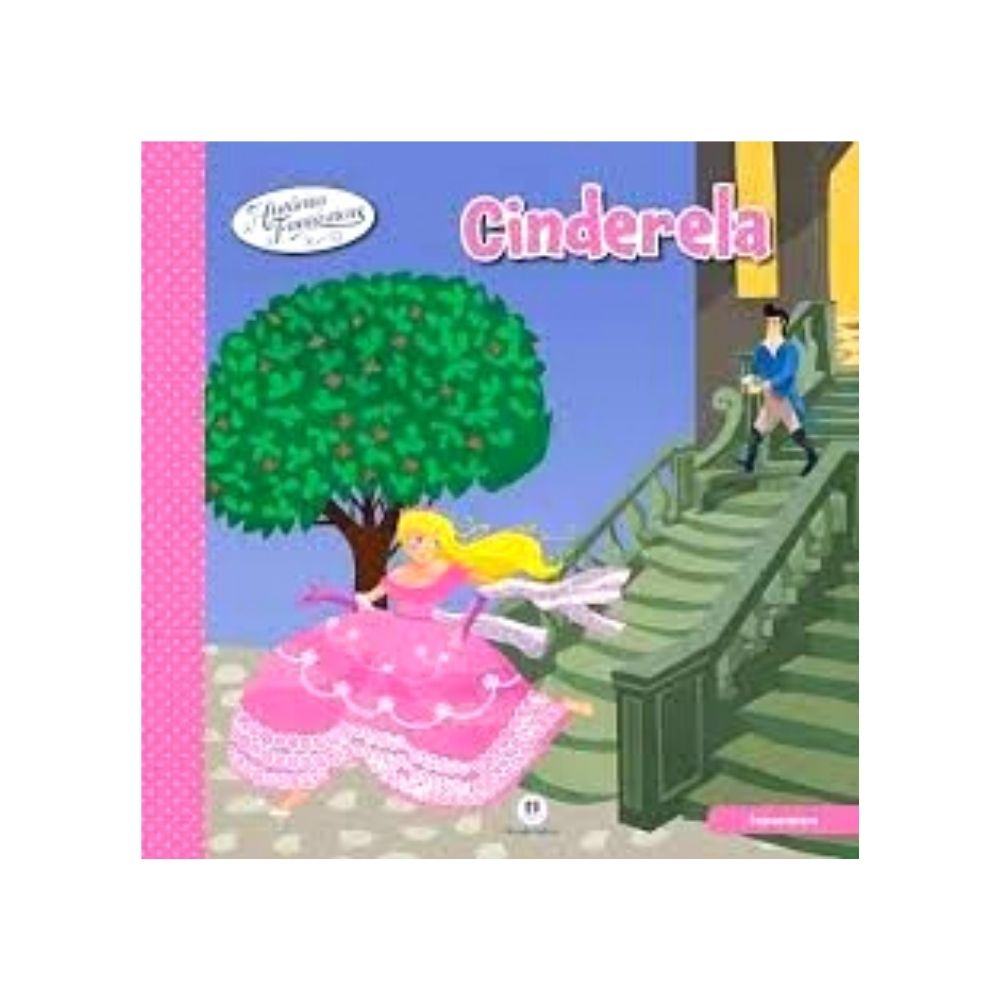 Livro Ciranda Cinderela