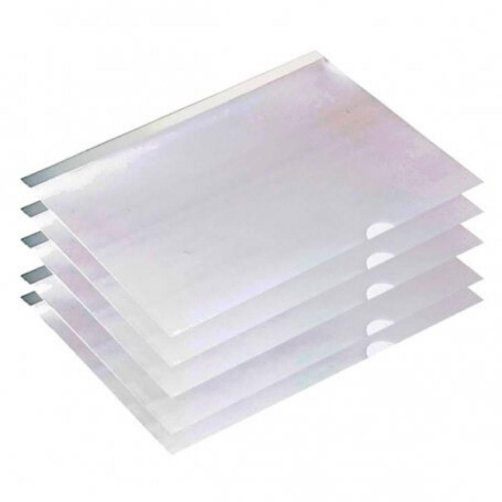 Pasta Dello Canaleta Plast A4 Cristal 935.H