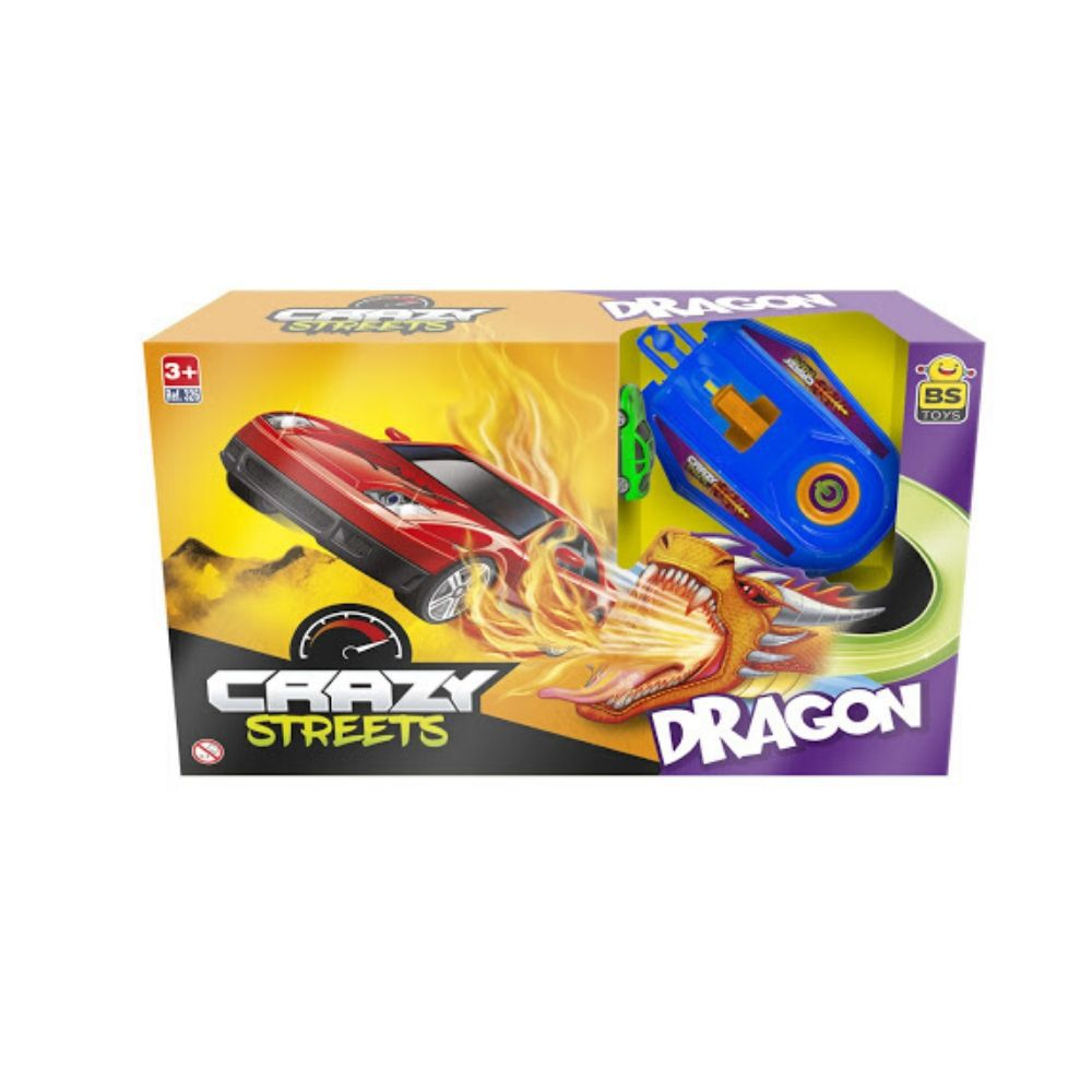 Pista Bstoys Dragon Curve 326