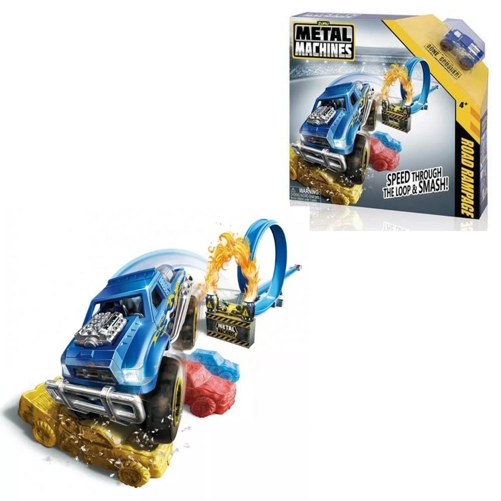 Pista Candide Metal Machines Road Rampage 8701