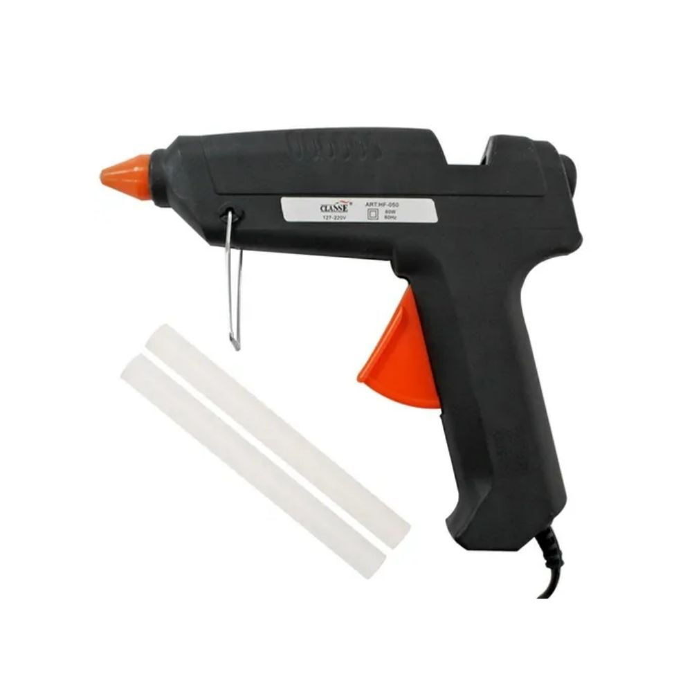 Pistola Classe Cola Quente Hf-036
