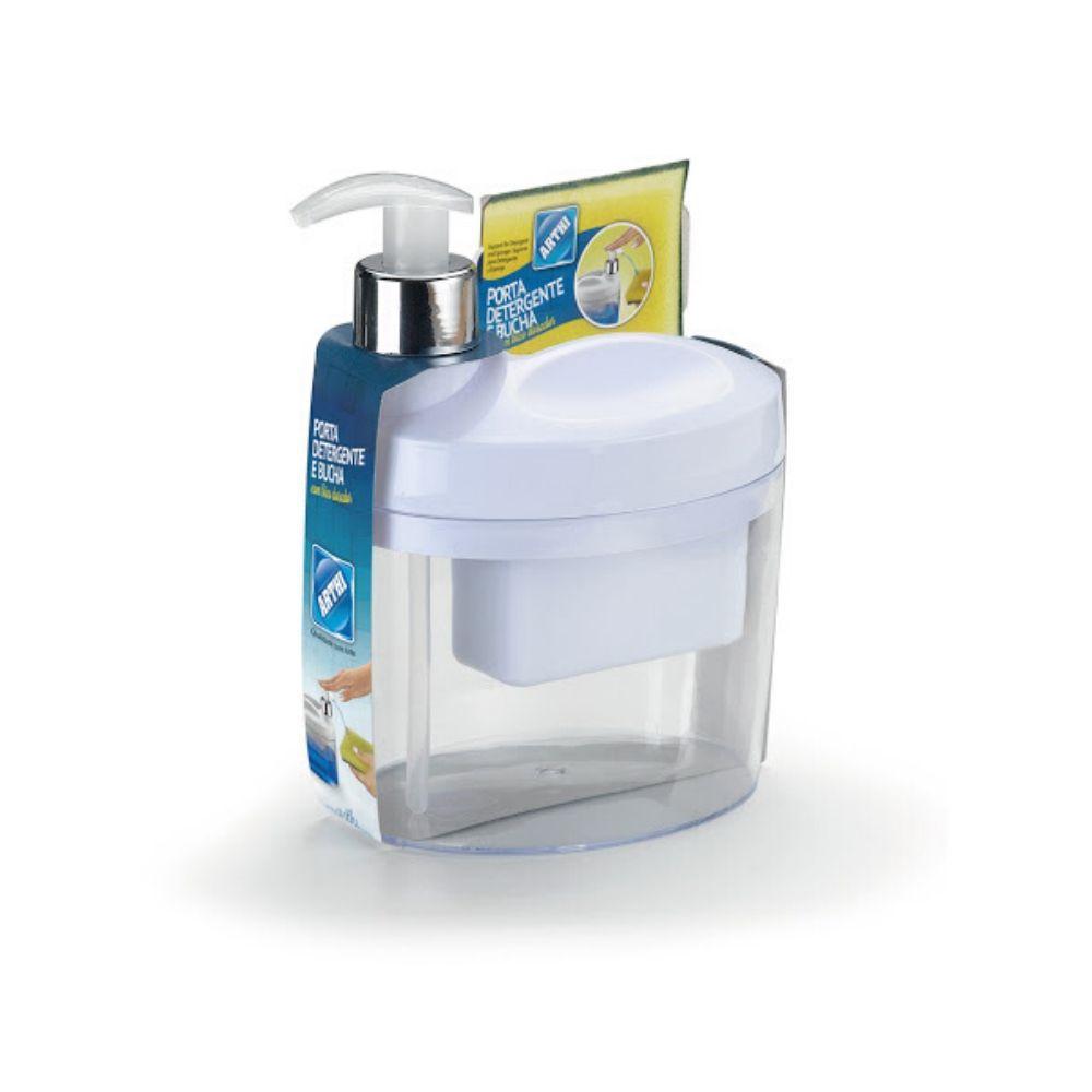 Porta Detergente Bucha Branco Arthi 1174
