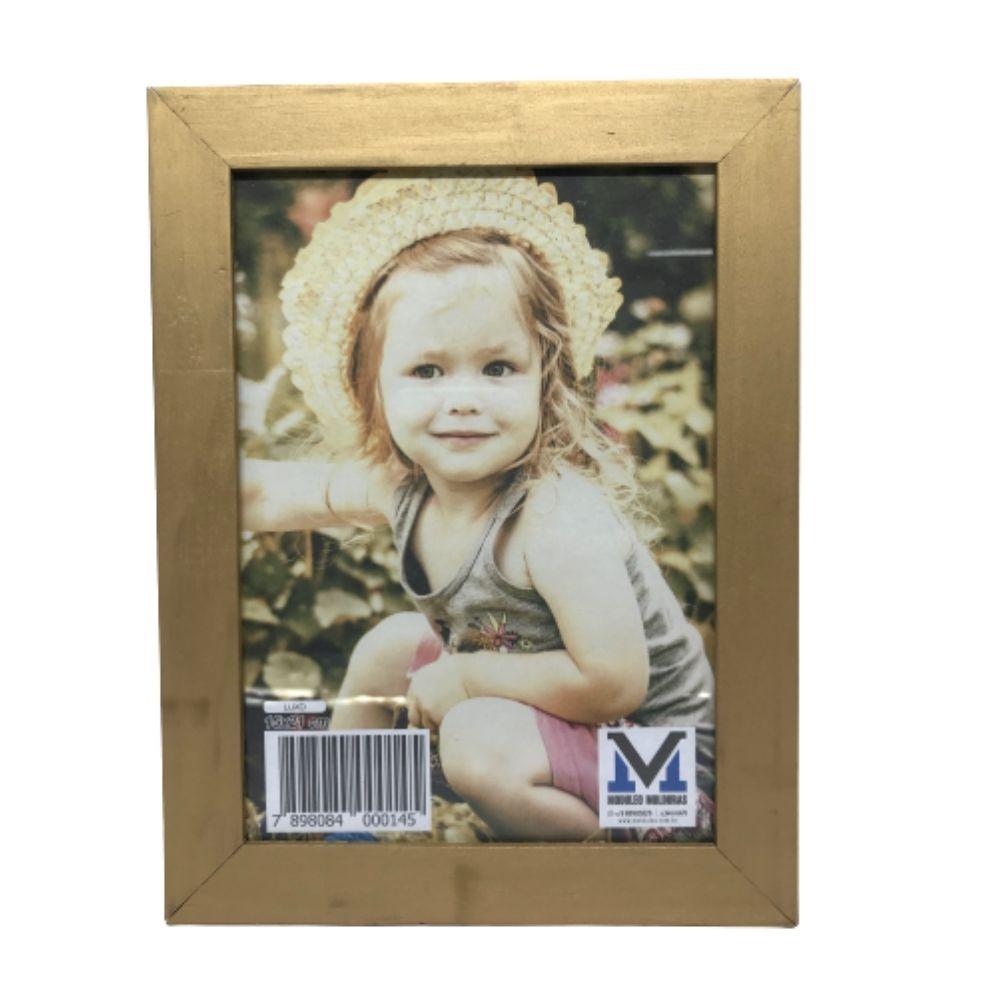 Porta Retrato Molduleo Luxo 15X21Cm