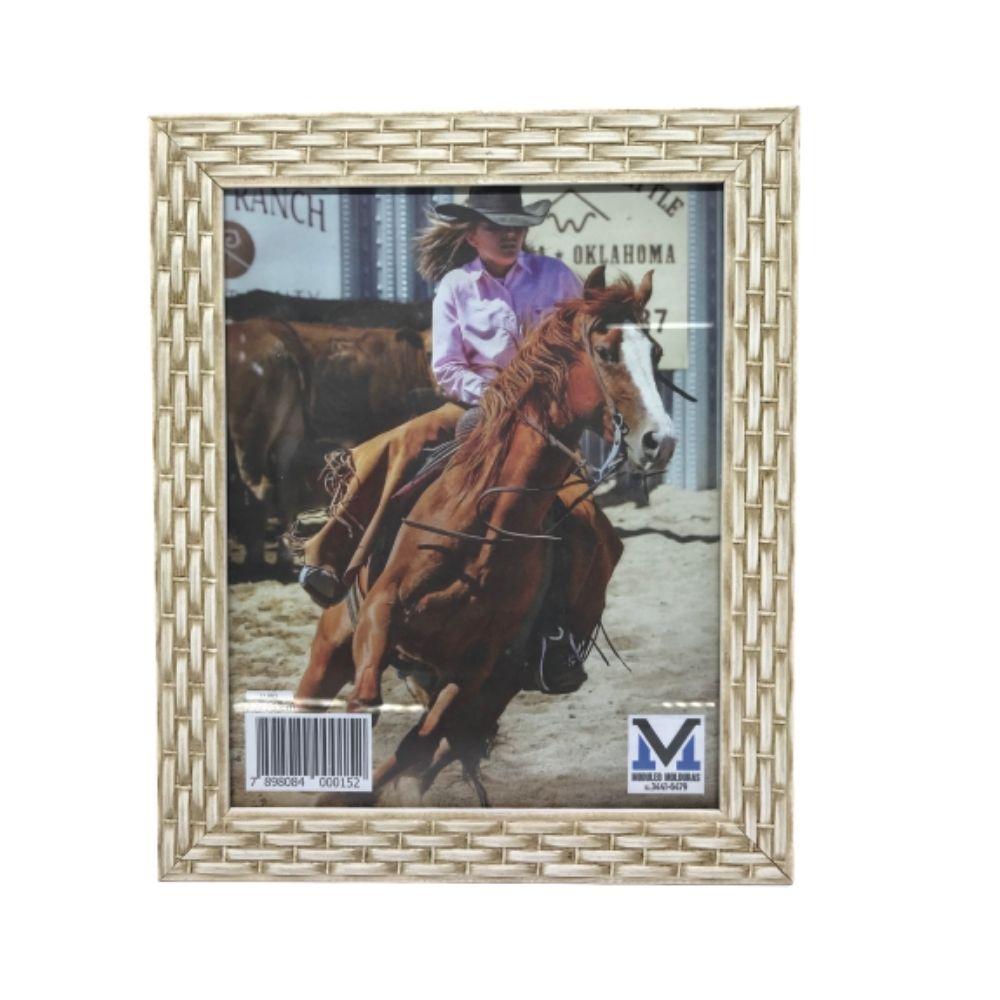 Porta Retrato Molduleo Luxo 20X25Cm