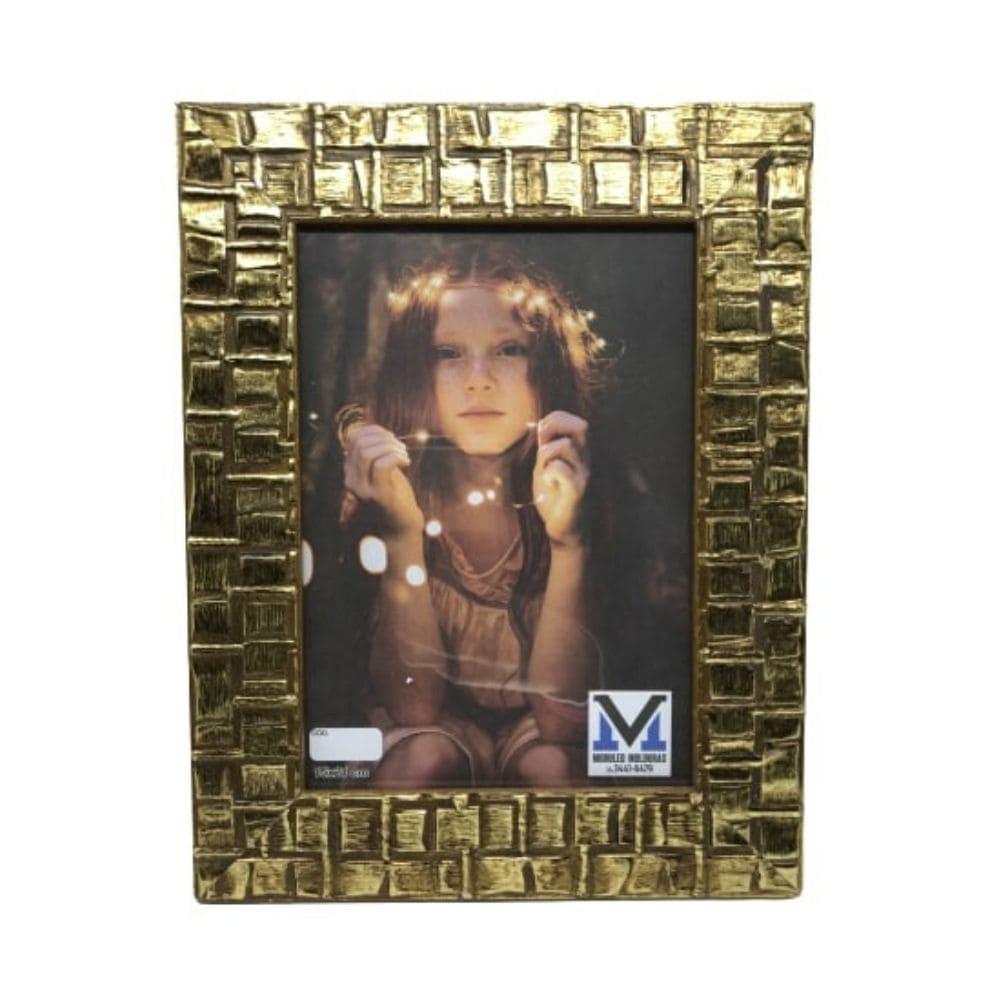 Porta Retrato Molduleo Super Luxo 15X21Cm