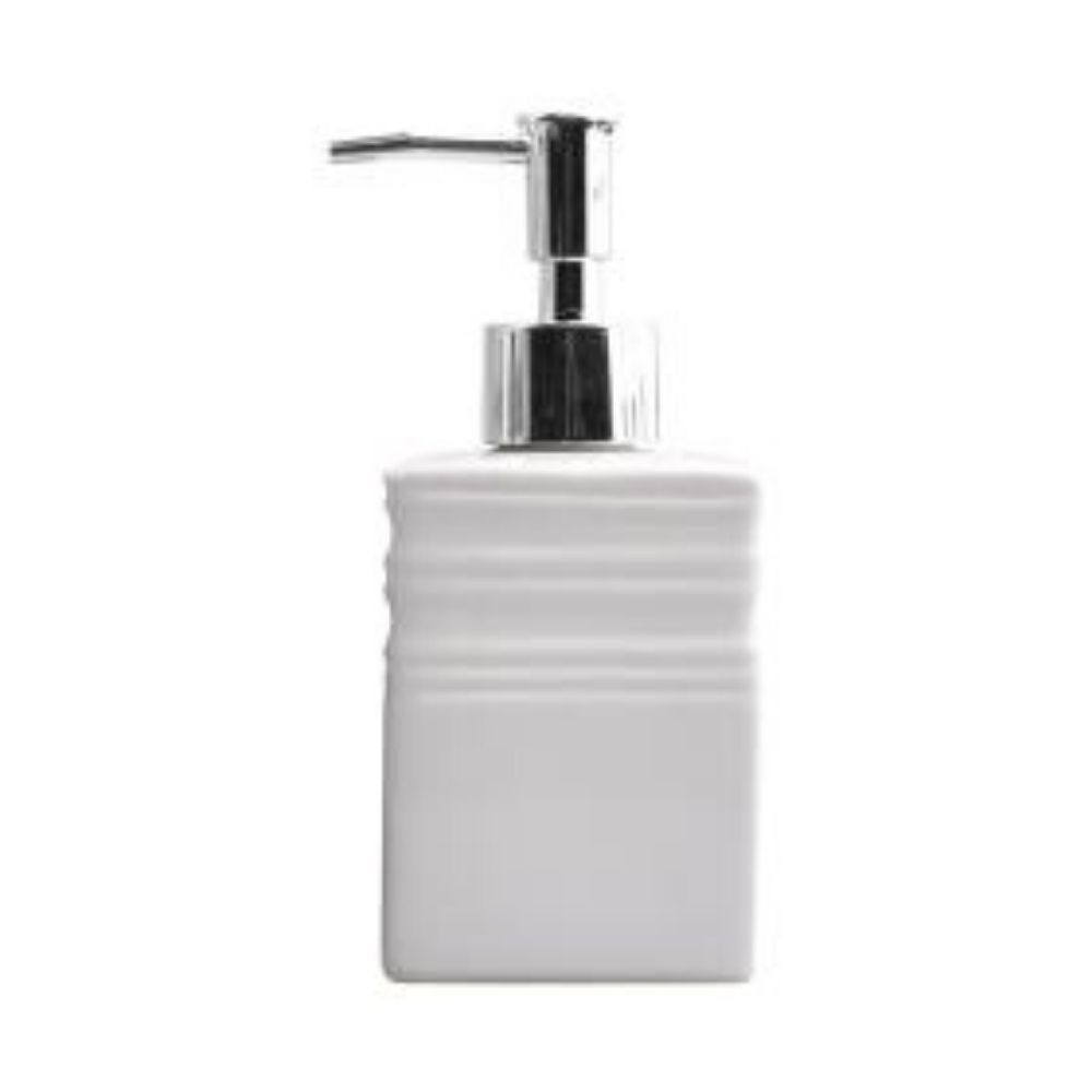 Porta Sabonete Liquido Quadrado 300Ml Art House 0037