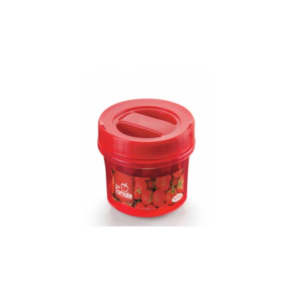 Pote Acoplado Tomate Tampa Rosca 500 Ml Nitron 248