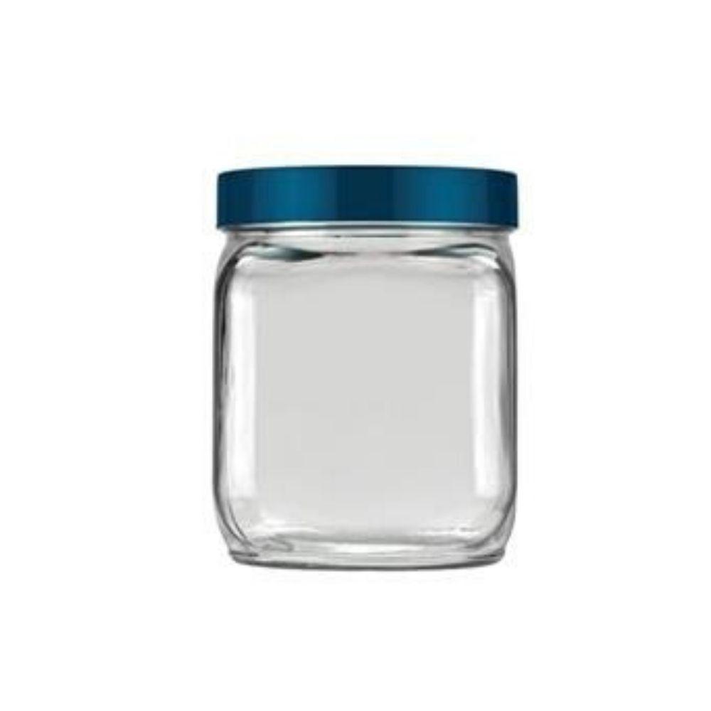 Pote Quadrado Mix Pequeno 750 Ml Invicta 101528551622