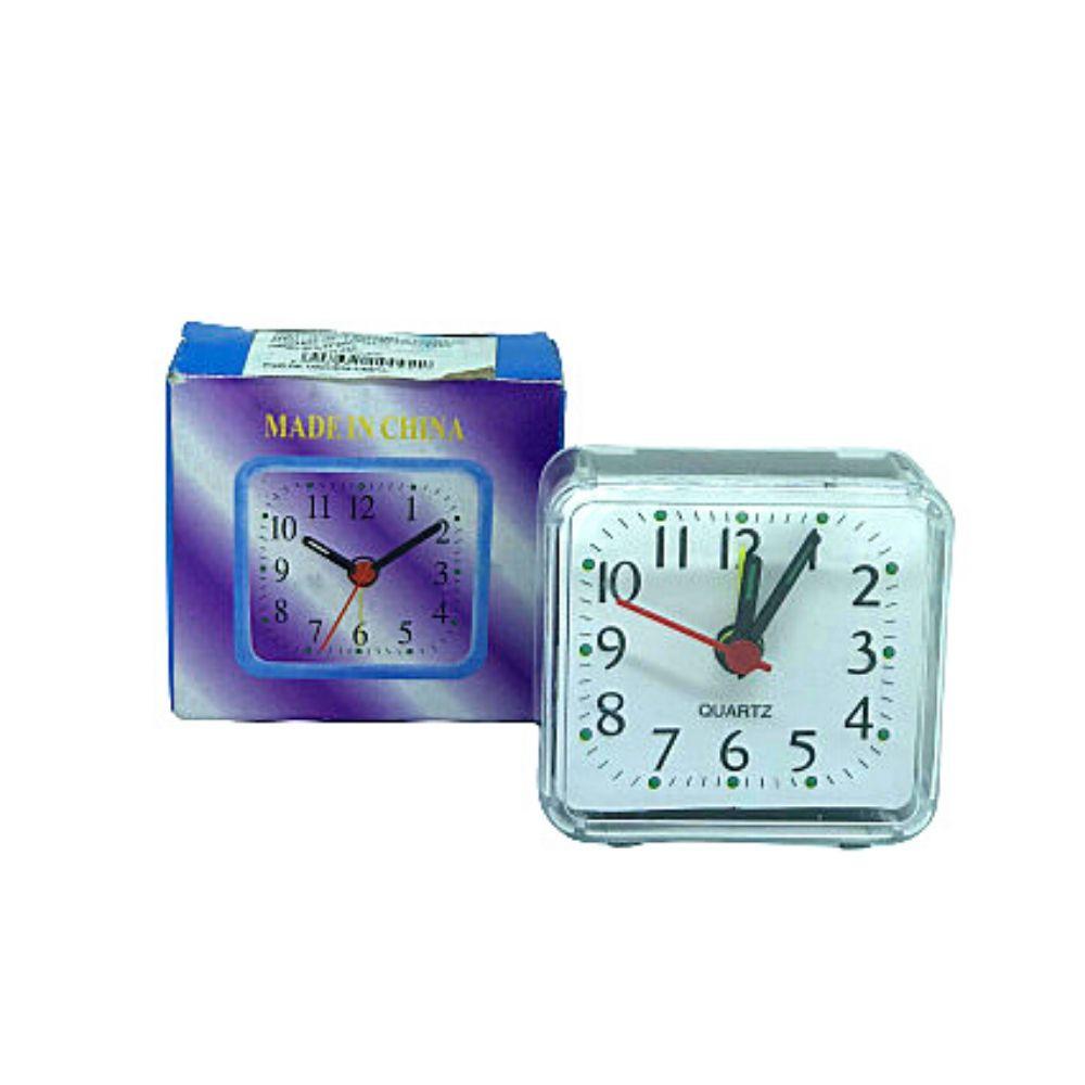 Relogio Camelo Mesa Despertador 5,8X5,4Cm 10092