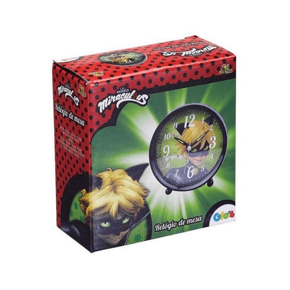 Relógio Mesa Catnoir Issam Artbrink