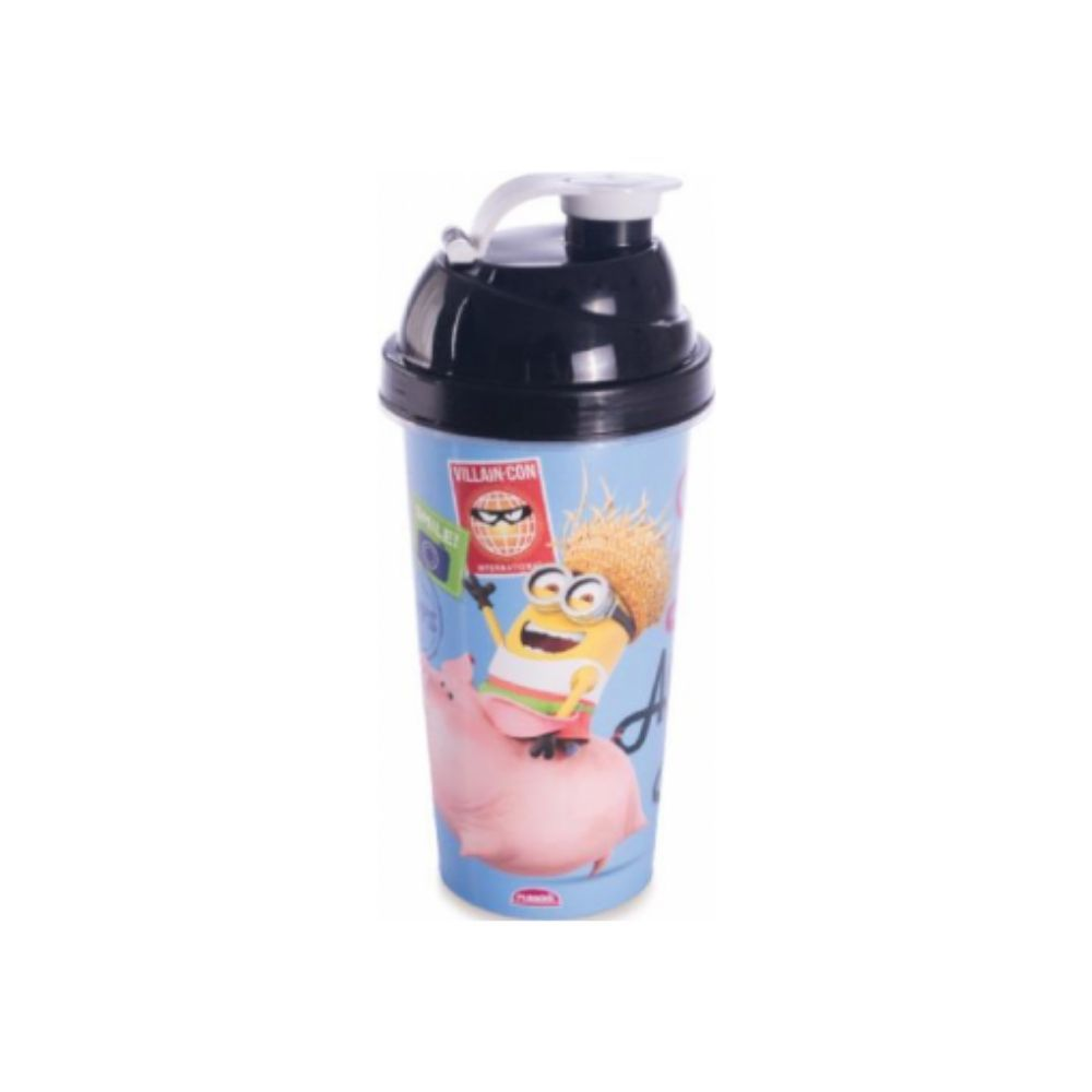Shakeira Decorada Minions 580Ml Plasutil 1069